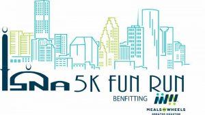 ISNA 2018 5K Fun Fun Banner